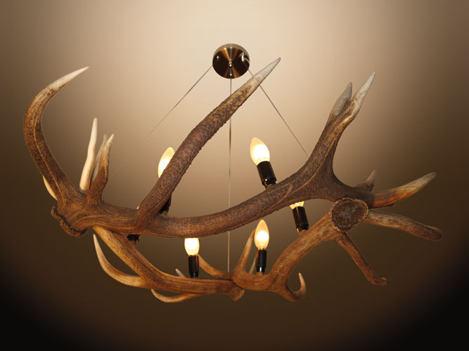 Deer antler lighting rapid effects rapid effects triangledown101thumb long104thumb mozeypictures Gallery