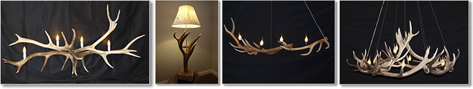 About Antler Chandeliers