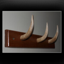 Three Tine Coat Rack